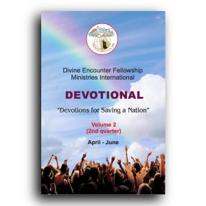 Devotions for Saving a Nation